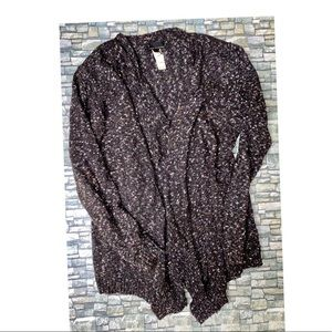 Jeans by Buffalo Asymetrical Sweater Cardigan
